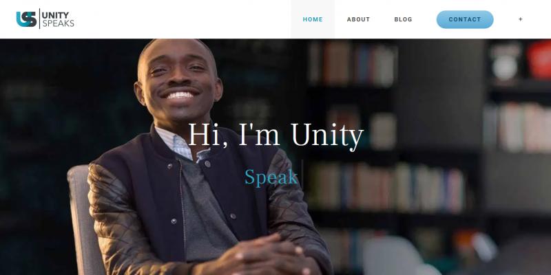 Screenshot_2019-09-11 Home - Unity Speaks